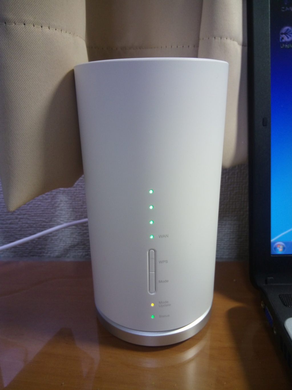 WiMAX2+ルーター